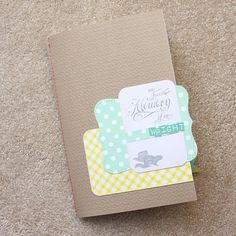 DIY Smash style book -- SO CUTE!!