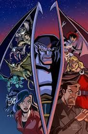 Image result for gargoyles disney Gargoyles Characters, Gargoyles Cartoon, Disney Gargoyles, Cartoon Shows, Cartoon Art, Disney Love, Disney Magic, Saturday Morning Cartoons, Dark Fantasy