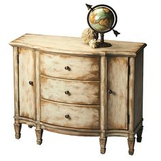 I pinned this Adrian Console Cabinet from the Dutch Farmhouse event at Joss and Main!