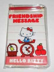 Resultado de imagen para hello kitty candy vintage 1974