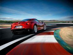 Η Alfa Romeo 4C αποκτά νέο κινητήρα!