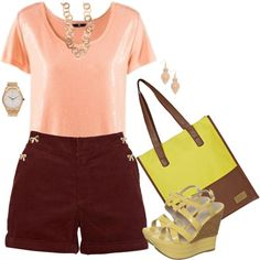 """""""Descontraida"""" by sil-engler on Polyvore"""