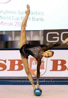 Yana Kudryavtseva (Russia) # World Cup 2014 in Minsk, Belarus