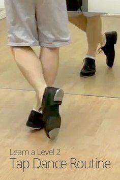 Level 2 Tap Dance Routine