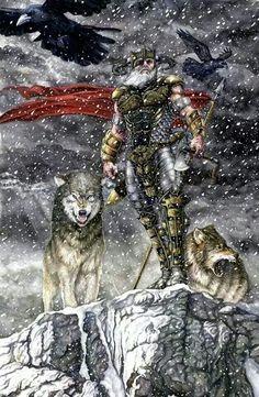 Hail Wotan