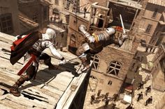 100 Best Video Games of All Time - The Greatest Video Games Ever Made - Assassin's Creed 2 2009