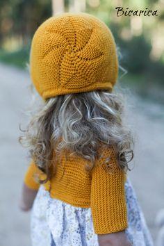 Gorritos|Bicarica|Ropita artesanal para bebés y niños/Ropa artesanal para bebé hecha en casa/Handmade baby clothes