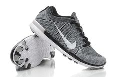 WMNS Nike Free TR Flyknit 5.0 Womens Shoes Gray White Black New Hot 03 3