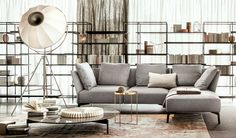 Living Room Trends, Designs and Ideas 2018 / 2019 - InteriorZine
