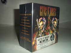 >> Click to Buy << 1987-2011 Guns and roses Complete Collection Janpn edition guns n 'roses album 9 CD+2 DVD #Affiliate