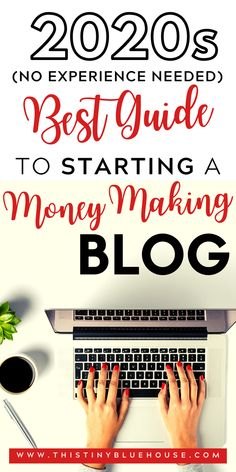 Make Money Blogging, Way To Make Money, Make Money Online, Work From Home Opportunities, Work From Home Jobs, Make Blog, How To Start A Blog, How To Make, Be Your Own Boss