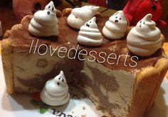 Dolce bavarese – I love desserts and cooking