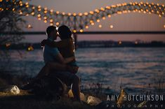 Criston + Garrett: A Downtown Memphis Engagement. Memphis wedding photography by Amy Hutchinson Photography. #memphis #wedding