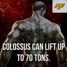 #Colossus #XMen #MarvelComics