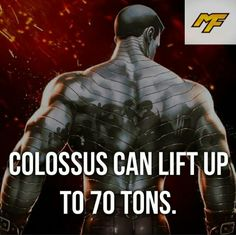 #Colossus #XMen #MarvelComics