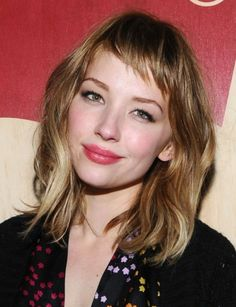 Haley Bennett at a 2011 reception for 'Kaboom'.