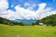 Auf dem Weg zur Quelle der Bistrica Seen, Golf Courses, Mountains, Nature, Travel Europe, Campsite, Travel Report, Rv, Destinations