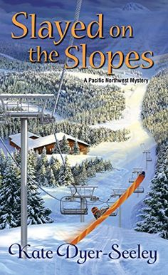 Slayed on the Slopes by Kate Dyer-Seeley http://www.amazon.com/dp/1617730009/ref=cm_sw_r_pi_dp_L2CYtb0EQM4Z3SXF