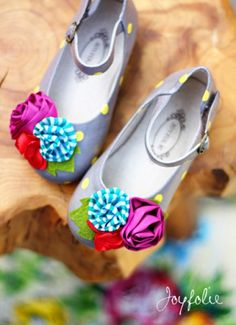 Mollys-If I had a little girl these would be in her closet :)  Love them!!