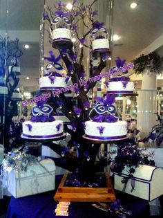 quinceanera tree cake stands for sale Bling Wedding Cakes, Wedding Cake Stands, Amazing Wedding Cakes, Wedding Cakes With Flowers, Amazing Cakes, Sweet 16 Masquerade, Masquerade Theme, Masquerade Ball, Cake Stands For Sale