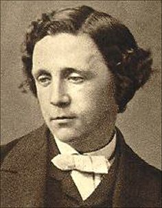 Lewis Carroll ... Alice In Wonderland author's real name was Charles Lutwidge Dodgson