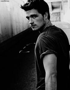 Josh Hutcherson... I just can't. I just, I just can't...