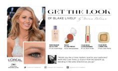 HOW TO: Blake Lively's MAKE UP @ Cannes Film Festival!  Find more on: www.look-dei-vip.it