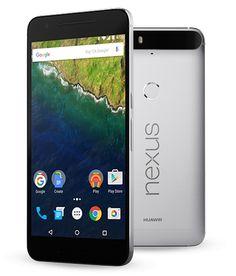Nexus 6P by Huawei (32GB) (Aluminum)