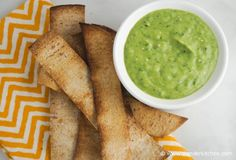 Do you like guacamole? What about salsa? This salsa recipe tastes like a mixture of creamy guacamole and spicy salsa verde.