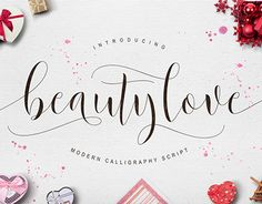 "Check out new work on my @Behance portfolio: ""Beautylove Script"" http://be.net/gallery/31432763/Beautylove-Script"