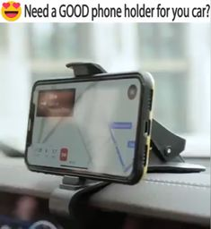Dashboard Phone Clip Holder - Home Security-Beate Hollerbach - Accessories Best Home Security, Home Security Systems, How To Start Painting, Wireless Alarm System, Safe Deposit Box, Phone Clip, Car Gadgets, Security Alarm, Best Phone