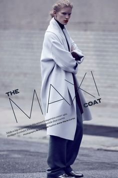 the maxi coat - elle uk