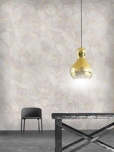 """Officinarkitettura® Collection """"Metrika"""" on wallpaper or thin laminated porcellain #architecture #art #design #wallpaper  www.officinarkitettura.it"""