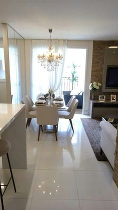 Sala De Jantar Casa Linda, Furniture Styles, Home Furniture, Living Room  Designs,