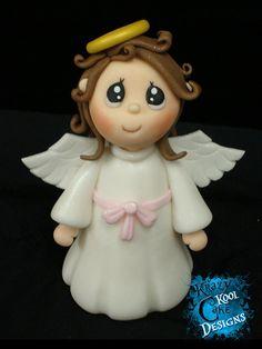 Angel Cake Topper
