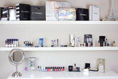 Makeup-Organization-Ikea-Malm-Lack