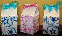 Resultado de imagen para dulceros de castillo con cajas de leche