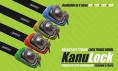 Kanulock straps