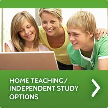 What are independent study schools?