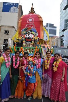 By Jaya Sada Gosai Dasa On the 26th of January this year, ISCKON Adelaide celebrated its 3rd annual Rath Yatra. Lord Jagannath took to the streets as a part of the Australia Day Parade, His rath be…