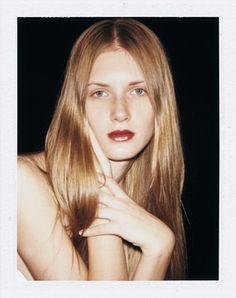 Photography: Ezra Petronio Model: Romina Lanaro ISSUES Ezra Petronio, Romina Lanaro