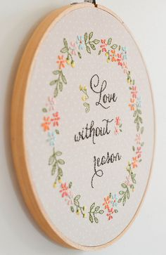 Love without reason, free pattern and tutorial ::down grapevine lane