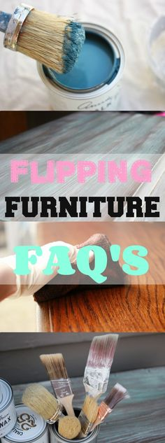 Resale Ideas Make Money What you need to know about flipping furniture for profit! This is your chance to grab 100 great products WITH Master Resale Rights for mere pennies on the dollar! Old Furniture, Refurbished Furniture, Paint Furniture, Repurposed Furniture, Furniture Projects, Rustic Furniture, Furniture Making, Furniture Makeover, Furniture Decor