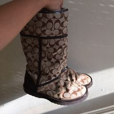 For Sale: Coach Boots  for $70