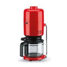 Braun Filterkaffeemaschine Aromaster Classic KF 20 4050 ROT
