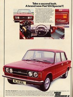 1973 Fiat 124 Special T