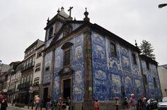 Porto, Portugal - Capela das Almas