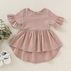 Baby Outfits, Toddler Outfits, Trendy Toddler Girl Clothes, Babies Clothes, My Little Baby, Baby Love, Baby Baby, Baby Sleepers, Baby Socks