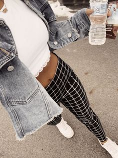 Vsco - gurl-moods clothes in 2019 kleidung, outfit, outfit i Crop Top Outfits, Casual Summer Outfits, Spring Outfits, Cute Outfits, Autumn Outfits, Date Outfit Summer, Autumn Clothes, Junior Outfits, Jean Outfits