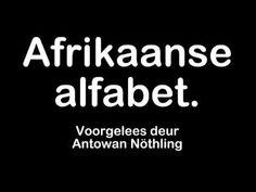 (196) Afrikaanse Alfabet ABC. Alphabet in Afrikaans. HD VIDEO. - YouTube Afrikaans Language, Abc Alphabet, Hd Video, Homework, Homeschooling, Education, Youtube, Afrikaans, Hd Movies